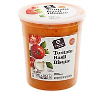 Signature Cafe Tomato Basil Bisque Soup - 32 OZ