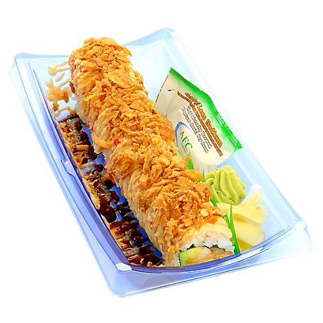 Afc Sushi Crunchy Roll Sp - 9 OZ