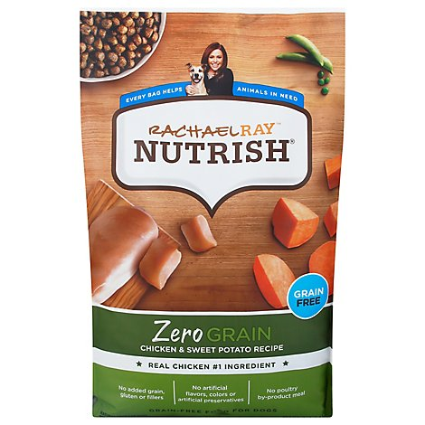 Rachael Ray Nutrish Chicken & Sweet Potato Dry Dog Food - 13 LB