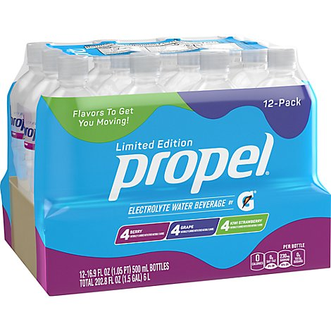 Propel Water Variety Pack - 12-16.9 FZ