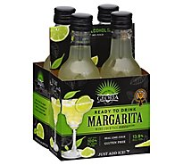 Rancho La Gloria Margarita 187ml 4pk - 4-187 ML