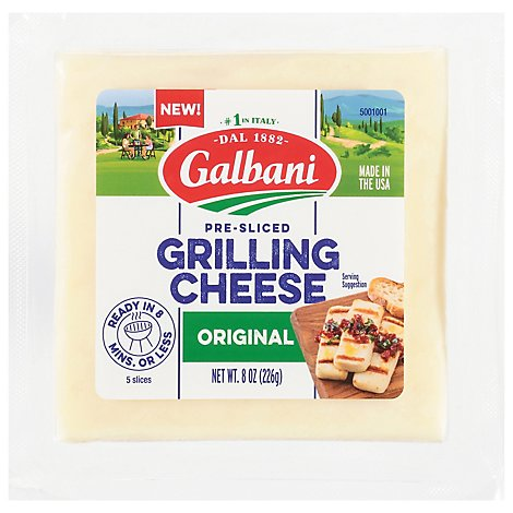 Galbani Grilling Original Cheese - 8 OZ