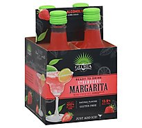 Rancho La Gloria Strawberry 187ml 4pk Wine - 4-187 ML