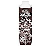 Chobani Coffee Cold Brew Pure Black - 32 OZ