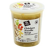 Signature Cafe Chicken Noodle Soup - 32 OZ