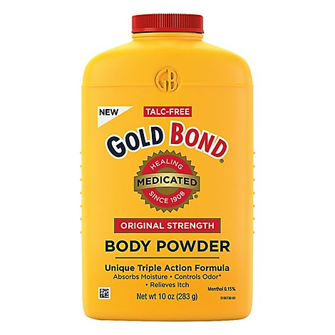 Gold Bond Medicated Body Powder - 10 OZ