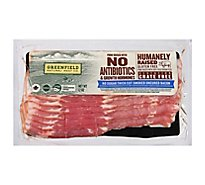 Greenfield Thick Cut Smoked Uncured Bacon - 12 OZ