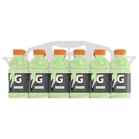 Gatorade Thirst Quencher Lime Cucumber Artificial Flavored 12 Fl Oz 12 Coun - 12-12 OZ