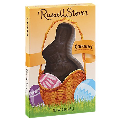 Russell Stover Milk Chocolate Covered Chocolate - 3 OZ