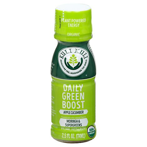 Kuli Kuli Mo Green Tea Energy Plus - 2.5 OZ