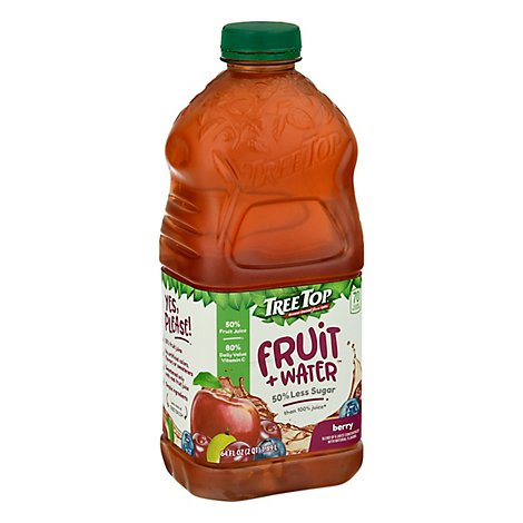 Tree Top Fruit Water Berry - 64 FZ