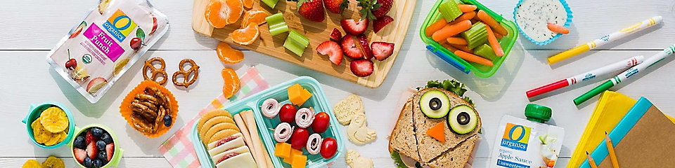 Pint-Sized Snack Power. Kids love berries added to fresh smoothies, homemade popsicles or by the handful!