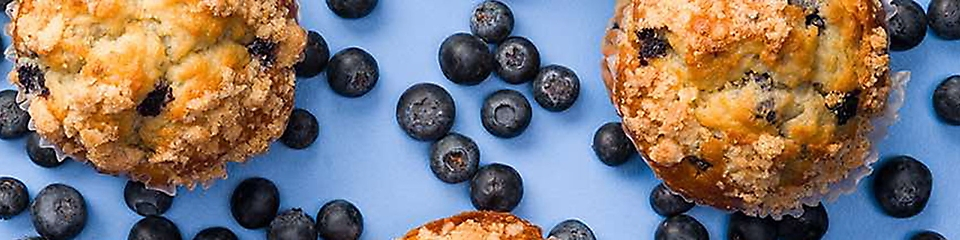Just Add Berries. From muffins to macadamia nut cookies, berries make baking that much sweeter.