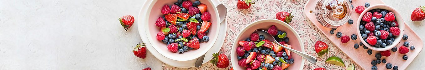 Bunches of Fun. Pick up the berry best, harvested fresh at the peak of perfection.