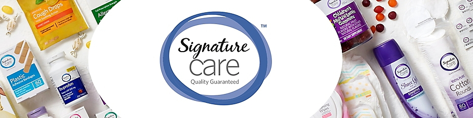 Signature Care® products