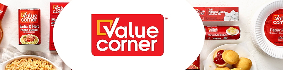 Value Corner® products