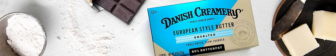 Danish Creamery Butter
