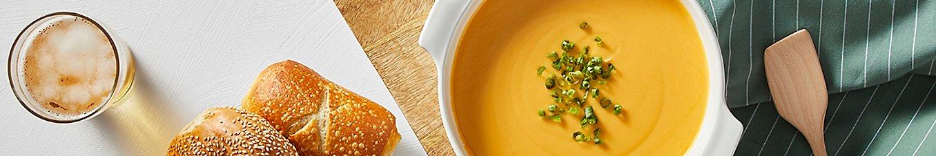 Beer & Cheese Dip
