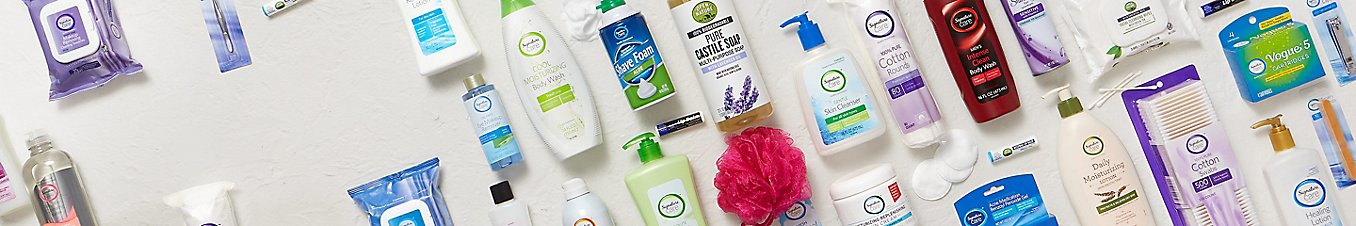 Open Nature Signature Care Products