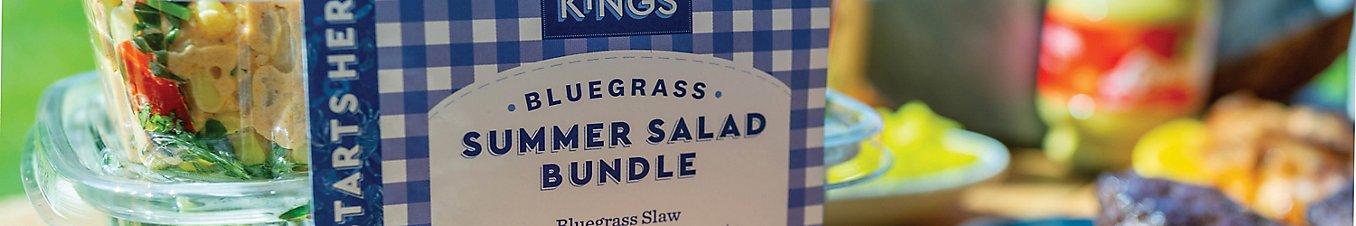Bluegrass Summer Salad Bundle