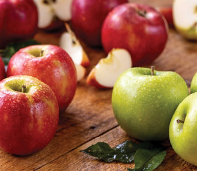Savor The Harvest Crisp Autmn Apples